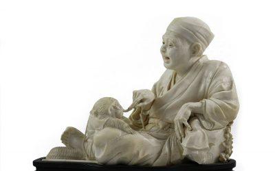 La place de l'art japonais aujourd'hui