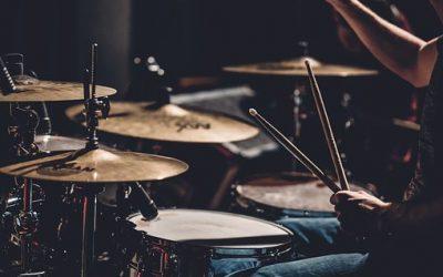 La batterie, instrument favori des jeunes