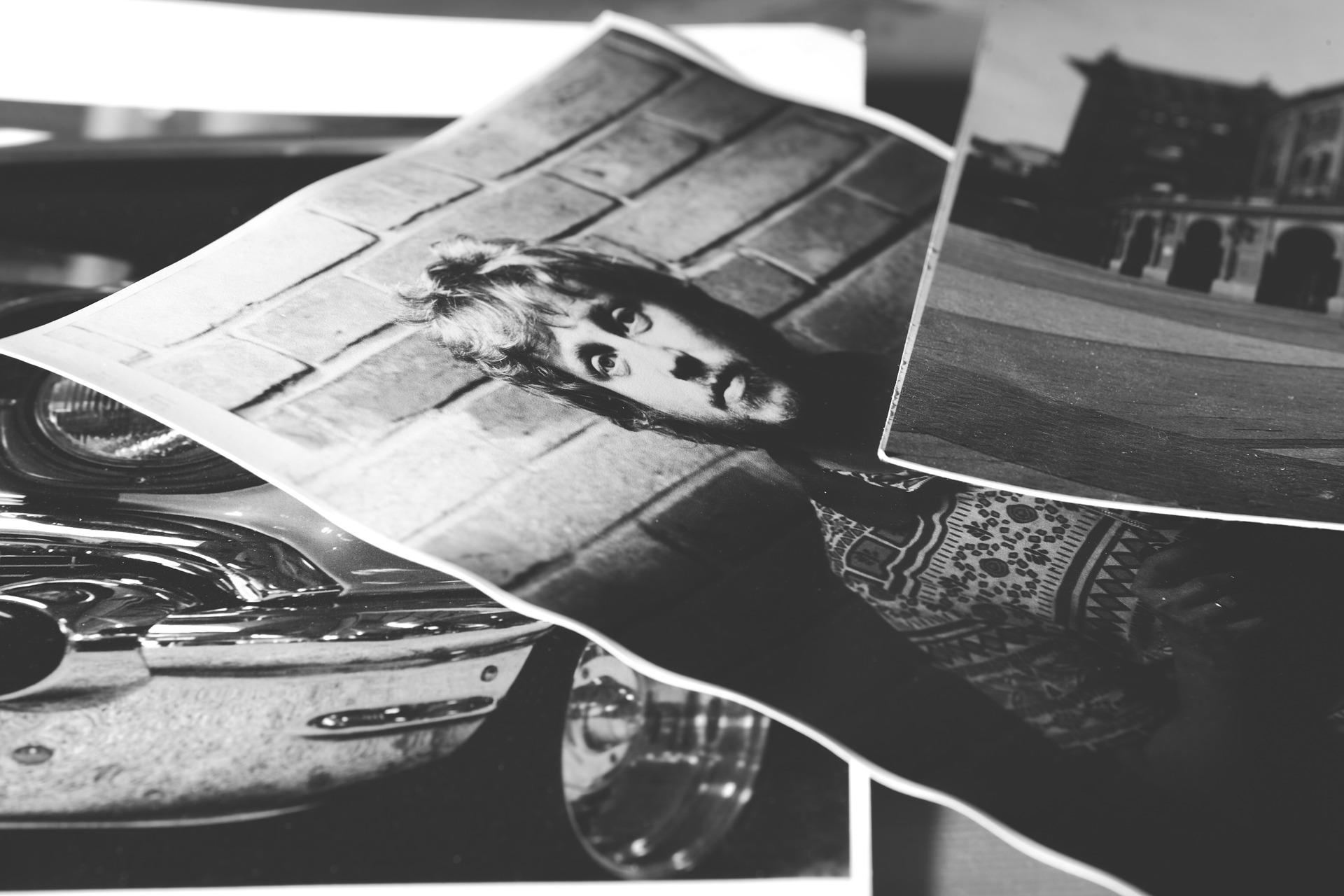 tirer des photos argentiques noir et blanc
